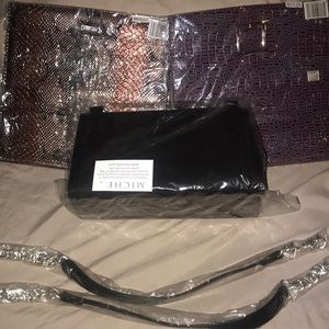 Miche Bag w/ 2 covers and 2 sets of straps